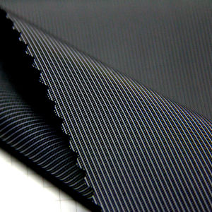 75D*75D Memory Fabric Chemical Fiber Woven Fabric Stealth Strip Coat Jacket Garment Fabric (FKQ-070601)