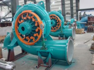Hydro Turbine / Water Turbine/ Francis Turbine pictures & photos