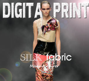 2017 Newest Print of Silk Fabric (X1054) pictures & photos