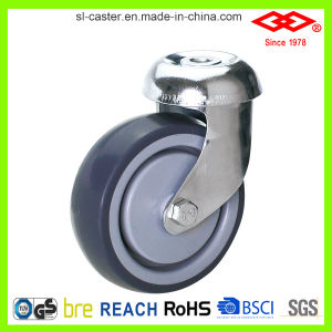125mm TPR Castors for Trolley (G139-34E125X32) pictures & photos