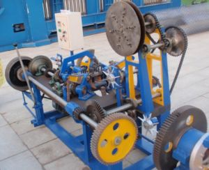 5 Strip or 9 Strip Razor Barbed Wire Machine (XM4-42) pictures & photos