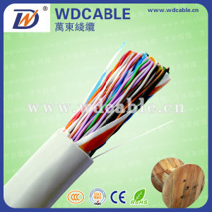 Cat5 UTP 50 Pairs Indoor Network or Telephone Cable