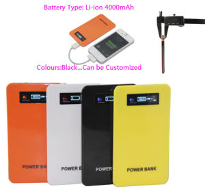Promotional Gift Portable Mobile Power Bank (Power Angel)