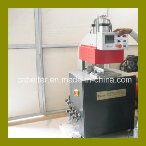 Single Head PVC Window Welding Machine / UPVC Window Profile Solder Machine / Plastic Window Welding Machine