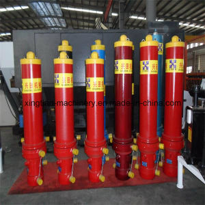 Long Stroke Hydraulic Cylinder Used for Dump Truck