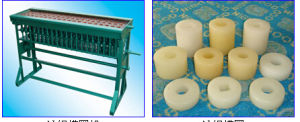 Best Selling Textile Wax Ring Machine with Factory Price pictures & photos