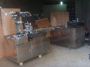 Eraser Paper Sleeving and OPP Cellophane Wrapping Machine Line (SY-60) pictures & photos