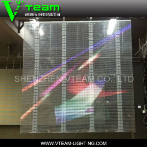 China High Transpa Outdoor Led Screen For Advertising Decoration Gl P12 20mm Display