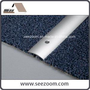 China Silver Aluminum Flooring Carpet Tile Trim - China Tile Trim ...