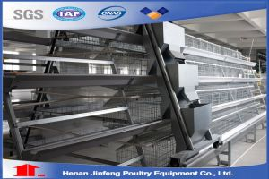 China Supplier for Chicken Raising Cage Poultry Equipment pictures & photos