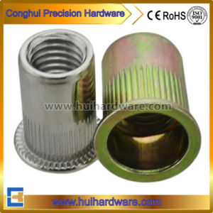 Furniture Internal Thread Flat Head Blind Nuts/Rivet Nuts pictures & photos