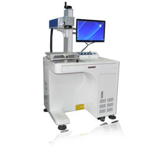 20W Fiber Laser Marking Machine for Metal Jieda
