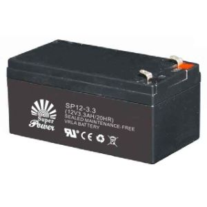 12V VRLA battery 1AH to 200AH with CE UL certificated pictures & photos