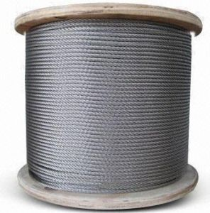 12.0mm 6X19+Iwrc /FC Stainless Steel Wire Rope and Cables