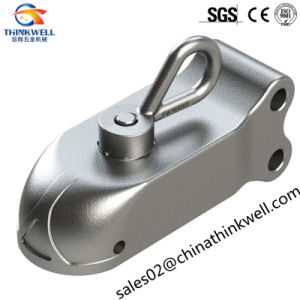 OEM Zinc Plated Straight Trailer Coupling, Trailer Hitch Coupler pictures & photos