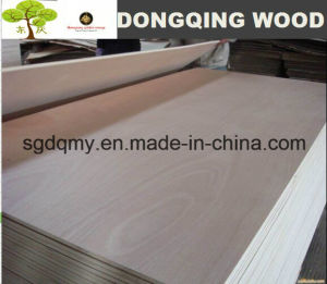 Okoume/Bingantor/Pencil Cedar Poplar Core BB/CC Prices Furniture Plywood