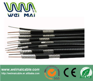 CE RoHS FCC CCTV Cable RG6 Coaxial Cable pictures & photos