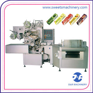China Auto Packing Machine Gum Stick Packing Machine pictures & photos