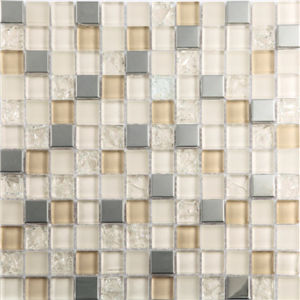2015 China Supplier of Mosaic Tiles Glass for Decorative House