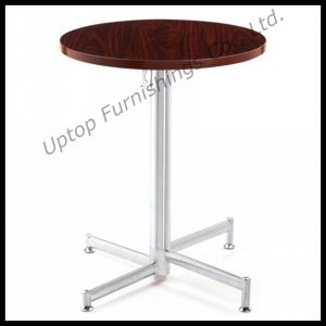 Wholesale Laminated Round Folding Cafe Table (SP-FT300) pictures & photos