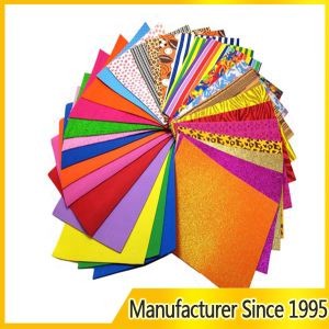 Supply Glitter/Plush/Adhesive/Plain EVA Foam Sheets EVA Foam Products