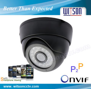 720p HD Megapixel IP Dome Camera (W3-CND310) pictures & photos