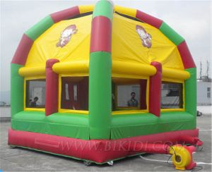 Rich Harvest Bouncer, Inflatable Moon Bounce House B1099 pictures & photos
