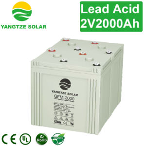 Yangtze Power 48V 2000ah Solar Charged Battery Backup pictures & photos