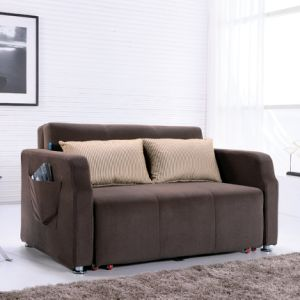 High Quality Home Furnishings Fabric Sofa Bed