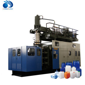 20 Liter HDPE Bottle Automatic Extrusion Blow Molding /Moulding Machine pictures & photos