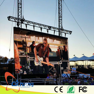 P10 Hanging Concert Event Outdoor SMD 3-in-1 Full Color Aluminum Giant Screen LED Giant Display pictures & photos