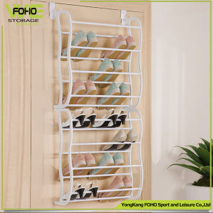 Home Storage Organizer 4 Tier Door Hanging Shoe Rack