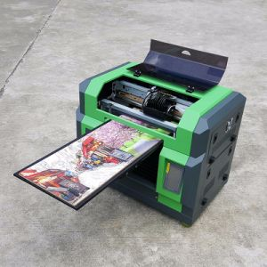 Different Ink Is Suitable Murphy Jet A3 UV Flatbed Printer pictures & photos