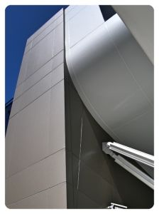 PVDF Aluminum Composite Panel for Cladding pictures & photos