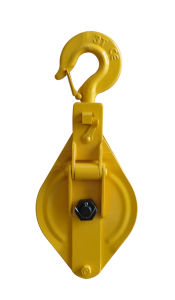 Light Type Heavy Duty Sheave Pulley Block Manufactures