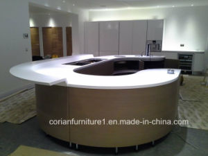 Custom Sized Kitchen Corian Countertop Bar Countertop pictures & photos