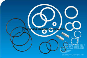 Rubber Seal Plastic Products Teflon PTFE Gasket