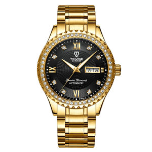 1dd824d6a Tevise Men′s Business Fashion Watch Automatic Mechanical Watch with  Waterproof