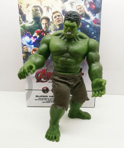 Hulk Best Sell Plastic Action Figure Toy