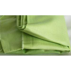 Woven 100% Solid Color Cotton Twill Fabric for Shirt