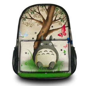 Women Canvas Travel Bags Backpack Girl′s School Bag pictures & photos