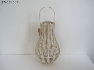 The Hanging Bamboo Lantern for Home Decoration