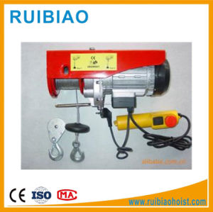 Electric Elevator Wire Rope Hoist pictures & photos