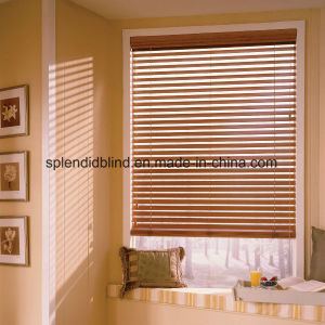 Any Color Windows Blinds Fashion Wood Blinds pictures & photos
