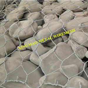 China Factory of Top Quality Hot-Dipped Galvanized Stone Gabion for River with Ce Certificate (XM-113) pictures & photos
