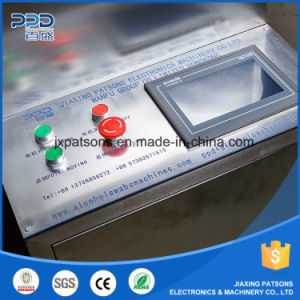 High Speed Automatic Alcohol Pad Making Machinery pictures & photos