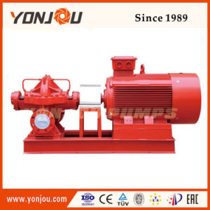 Split Case Single Stage Double Suction Centrifugal Pump pictures & photos