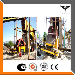 Factory Marble Stone Production Line for Crushing Stone pictures & photos