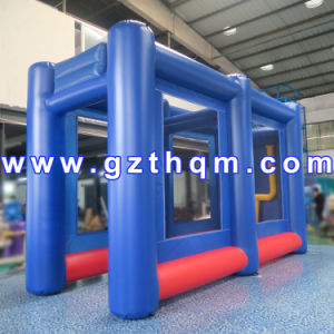Inflatable Rugby Field Goal for Football Sports Challenge Game pictures & photos