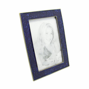 Wholesale High Quality High-End Latest Design Metal Photo Frame pictures & photos